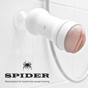 Âm đạo gắn tường Spider có rung